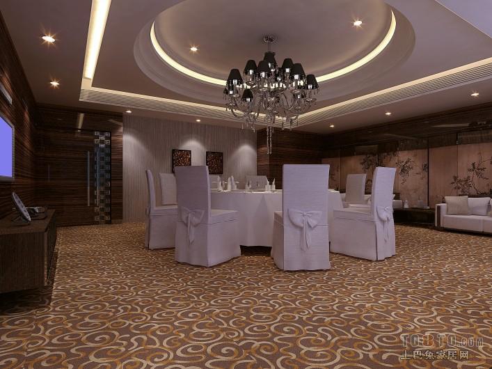 餐厅包厢办公空间其他设计图片赏析