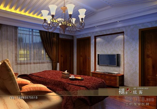 精致51平混搭复式卧室装修图卧室潮流混搭卧室设计图片赏析