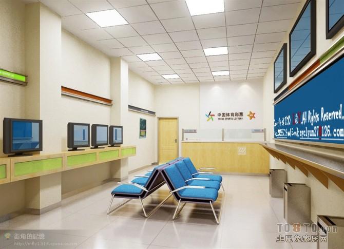 中国体彩中心购物空间其他设计图片赏析