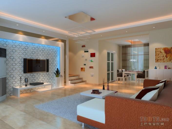 516客厅潮流混搭客厅设计图片赏析