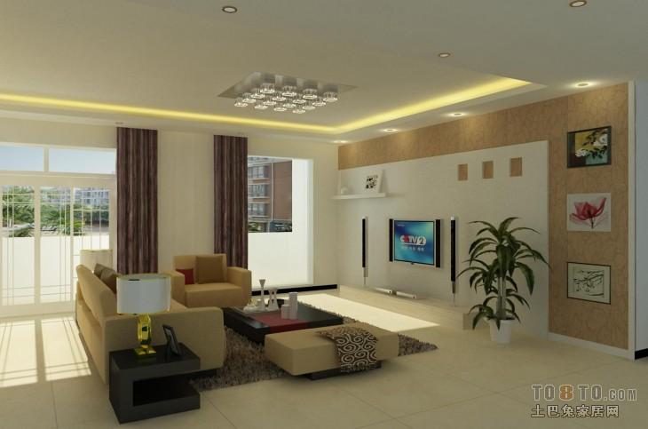 101平客厅三居混搭装修设计效果图片欣赏客厅潮流混搭客厅设计图片赏析