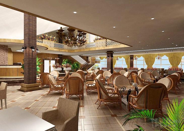 茶楼3餐饮空间其他设计图片赏析