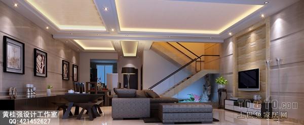 精美139平混搭四居客厅装潢图客厅潮流混搭客厅设计图片赏析