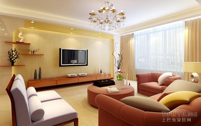 57客厅潮流混搭客厅设计图片赏析