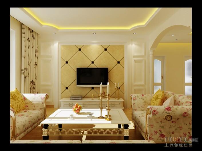 平二居混搭实景图片大全客厅潮流混搭客厅设计图片赏析