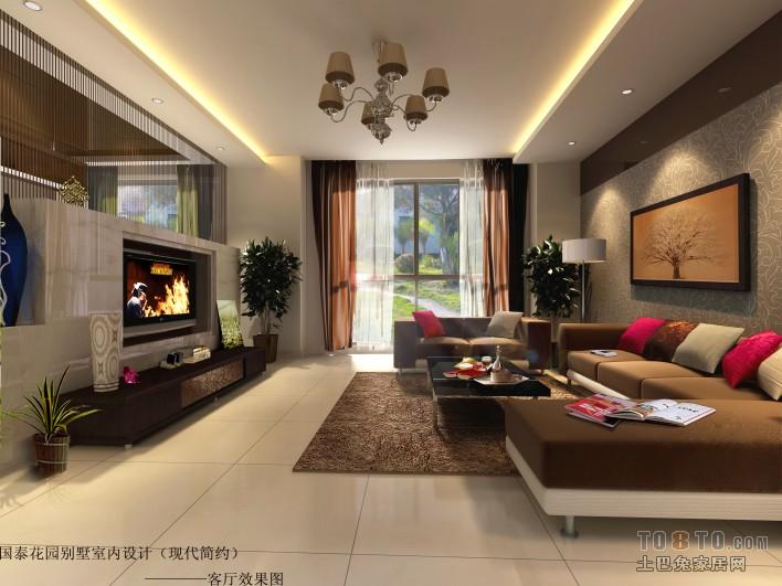 1客厅1客厅潮流混搭客厅设计图片赏析