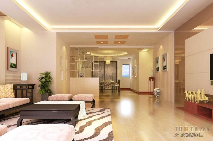 热门112平米四居客厅混搭装修实景图潮流混搭设计图片赏析