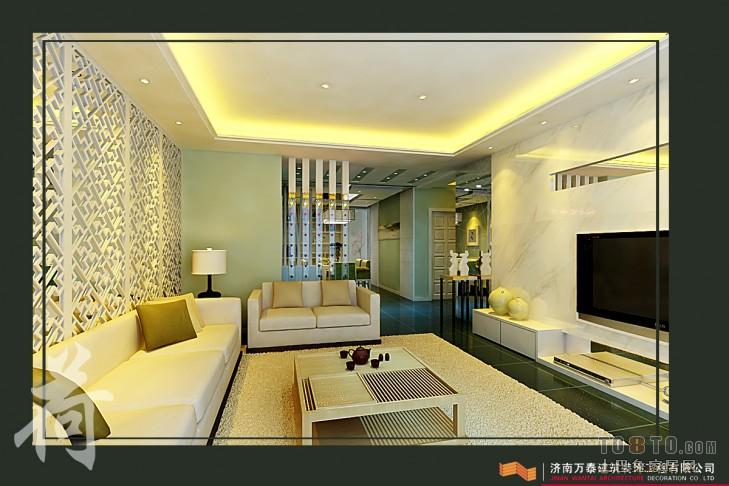 平混搭二居客厅设计案例客厅潮流混搭客厅设计图片赏析