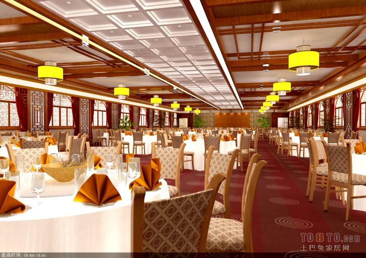 宴会厅酒店空间设计图片赏析