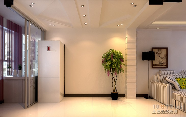 dsa12231fa客厅潮流混搭客厅设计图片赏析