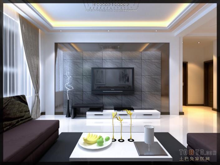 2018精选96平方三居客厅混搭实景图片欣赏客厅潮流混搭客厅设计图片赏析