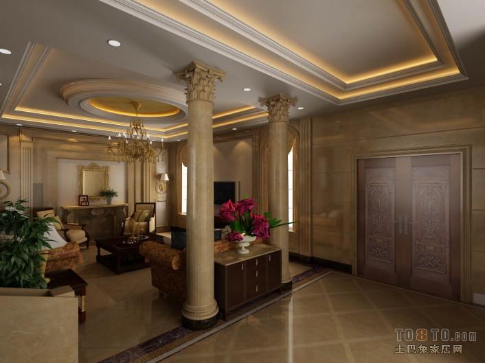 客厅厅客厅潮流混搭客厅设计图片赏析