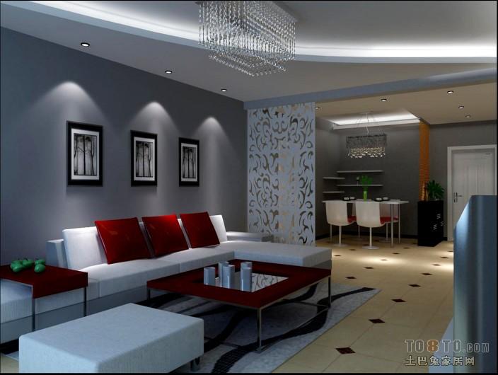 03副本客厅潮流混搭客厅设计图片赏析