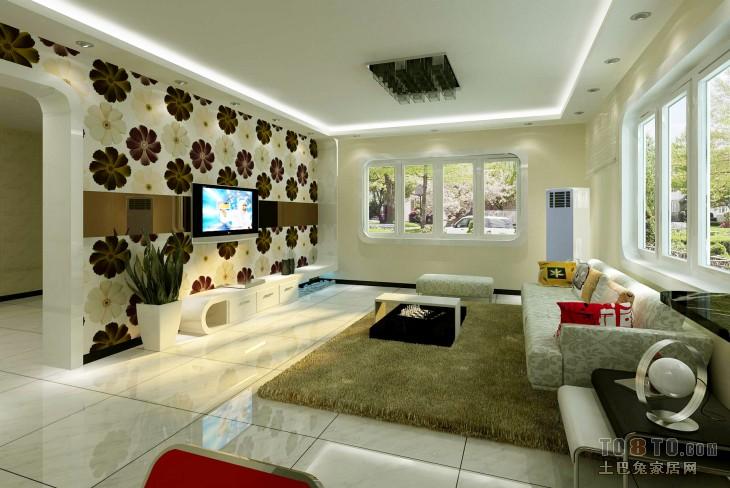 精美143平米四居客厅混搭装修效果图片客厅潮流混搭客厅设计图片赏析