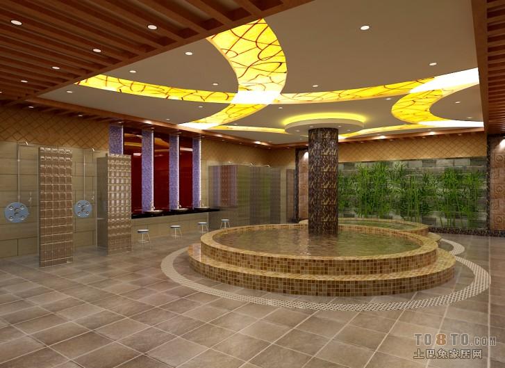 桑拿浴房图片酒店空间设计图片赏析