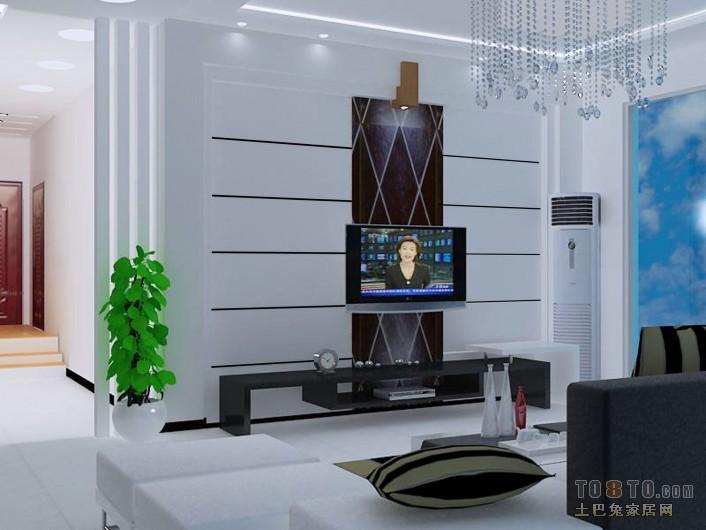 2018大小78平混搭二居客厅装修图客厅潮流混搭客厅设计图片赏析