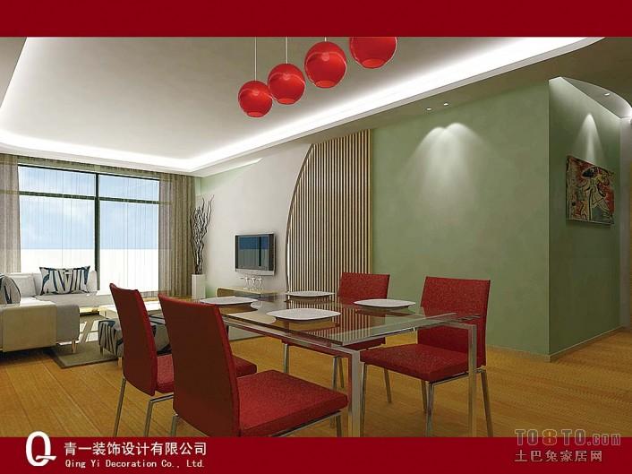 精美119平混搭三居餐厅布置图厨房潮流混搭餐厅设计图片赏析