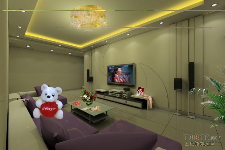 装饰2副本客厅潮流混搭客厅设计图片赏析