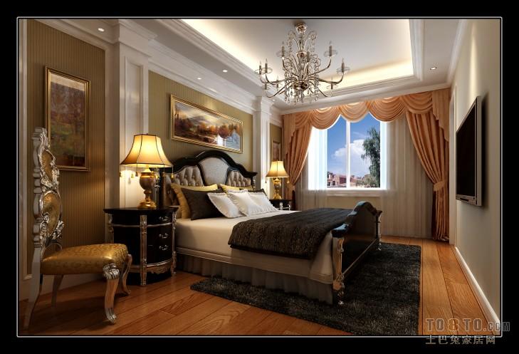 卧室卧室潮流混搭卧室设计图片赏析