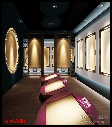 23购物空间设计图片赏析