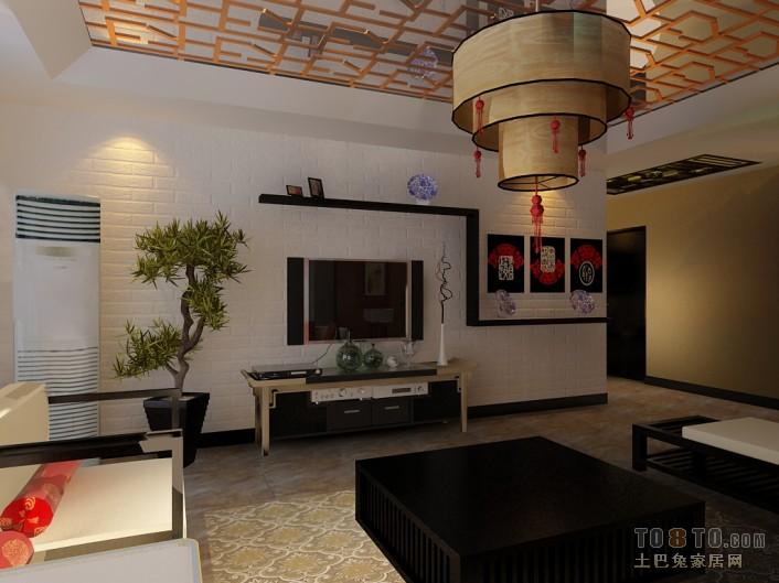 热门105平方三居客厅混搭欣赏图客厅潮流混搭客厅设计图片赏析