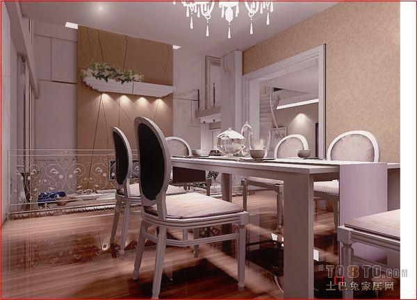 000厨房潮流混搭餐厅设计图片赏析