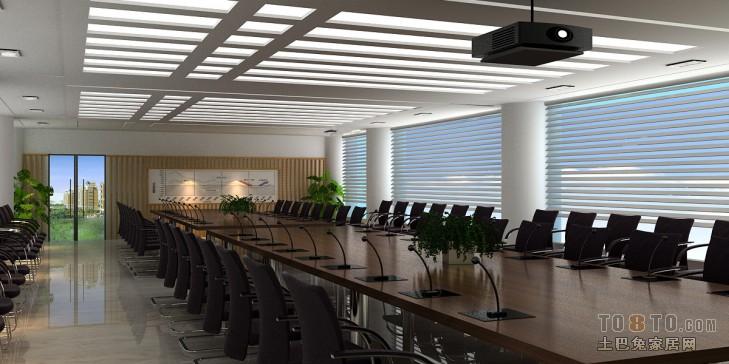 会议3办公空间其他设计图片赏析