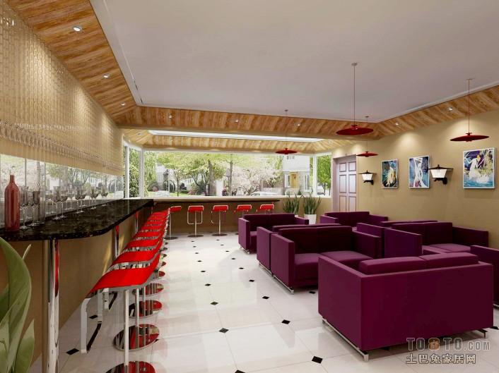 2018面积82平混搭二居客厅装修效果图片大全客厅潮流混搭客厅设计图片赏析