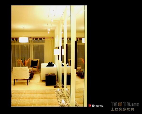 优美31平混搭小户型客厅效果图客厅潮流混搭客厅设计图片赏析
