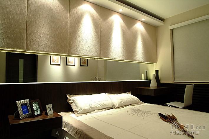 土巴兔装修网 中国最大的设计、装修、建材综合门户网站-中式现代卧