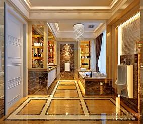 优雅63平米两室一厅装修图