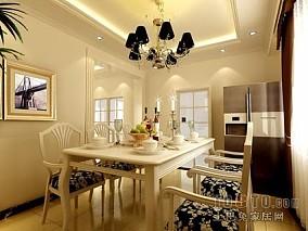 中式风格家居别墅客厅装修