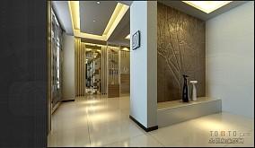 热门140平方四居客厅混搭装饰图片大全