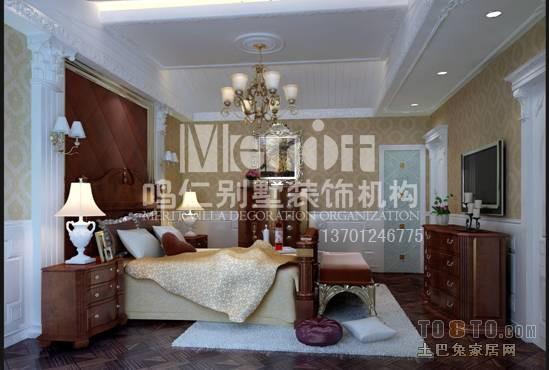 北京鸣仁装饰工程有限责任公司最新作品[燕西台别墅设计方案]北京市