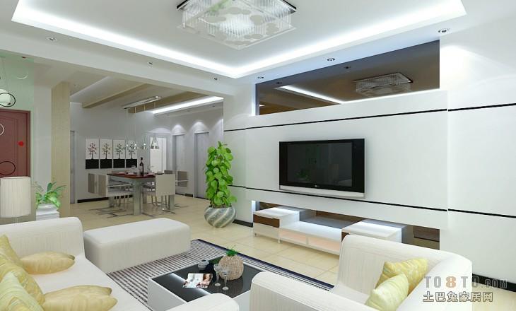 精选大小102平混搭三居客厅实景图片欣赏客厅潮流混搭客厅设计图片赏析