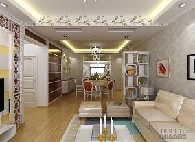 现代简约欧式风格卧室