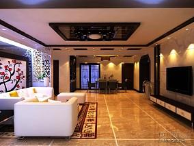 别墅软装设计室内图片