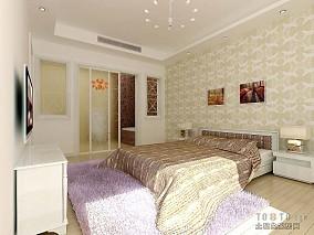 城南花园小区卧室设计