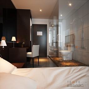卡拉卡塔白-卫生间-现代简约风格、新中式风格