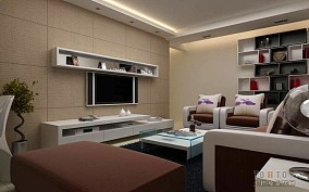室内白色实木门板门设计
