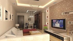 小客厅吧台设计