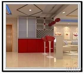 室内客厅设计精装修图片