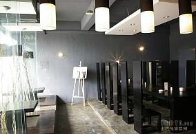 欧式餐厅垭口设计