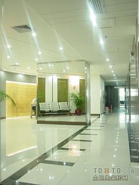 办公室大厅地板砖效果图