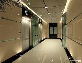 电梯走廊装修图片