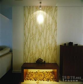 精美93平米3室客厅混搭效果图片大全