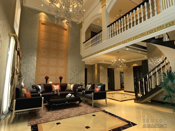 上海样板房高清图片