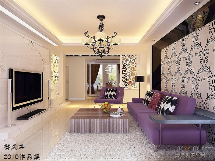 李晓锋 进入他的网站 作品类型: 家装 房型: 复式 案例名称: 绿城桂图片