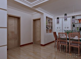 复式房公寓装修