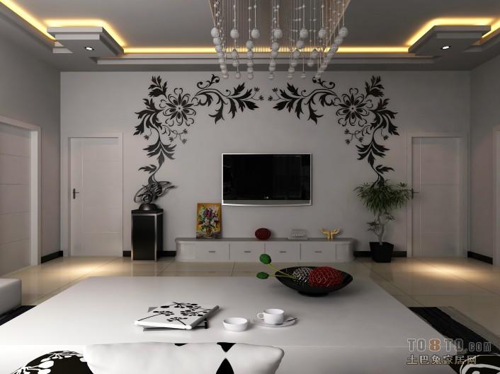 常亮亮 进入他的网站 作品类型: 家装 房型: 复式 案例名称: 简装图片